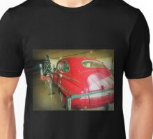 *Beautiful red Car (Mercury) on display at RACV - Torquay, Vic. Aust. Unisex T-Shirt