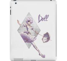 Doll - Kuroshitsuji iPad Case/Skin