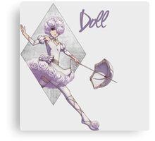 Doll - Kuroshitsuji Canvas Print