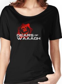 Gears of Waaagh Women's Relaxed Fit T-Shirt