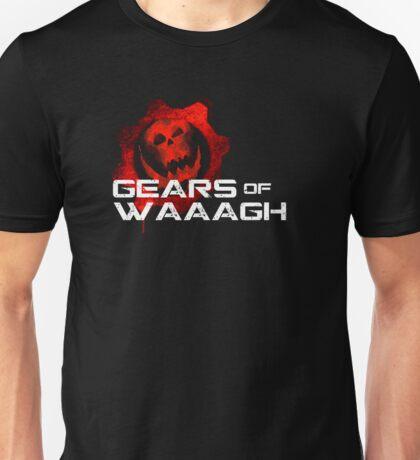 Gears of Waaagh Unisex T-Shirt