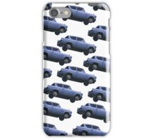 Flying Car iPhone Case/Skin