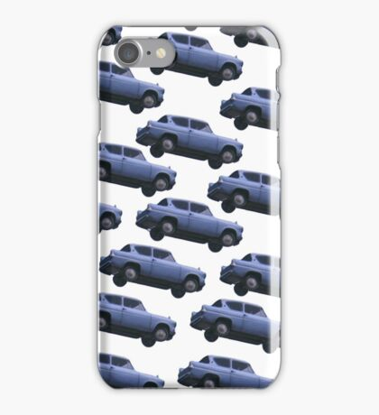 Flying Car iPhone Case/Skin