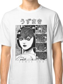 Uzumaki - Junji Ito Classic T-Shirt