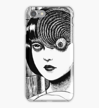 Uzumaki - Junji Ito iPhone Case/Skin