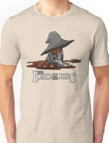 Lord of the Ribs - Gandalf Unisex T-Shirt