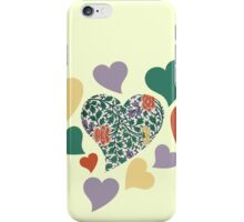 Retro LOVE iPhone Case/Skin