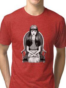 Tomie - Junji Ito Tri-blend T-Shirt