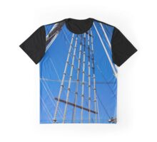 Tall ship ropes Graphic T-Shirt