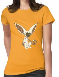 momo avatar Womens Fitted T-Shirt
