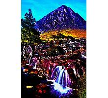 Peaceful Mountain Photographic Print