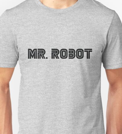 MR ROBOT and F Society Gifts & Merchandise Unisex T-Shirt