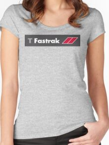 Fastrak Women's Fitted Scoop T-Shirt