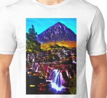 Peaceful Mountain Unisex T-Shirt