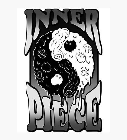inner piece Photographic Print