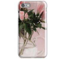 Godetia Bouquet iPhone Case/Skin