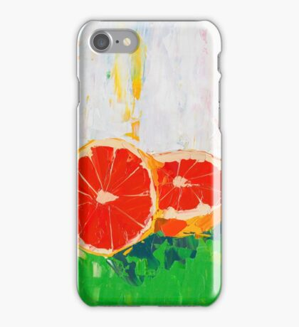 Like Shoving a Grapefruit in Your Face iPhone Case/Skin