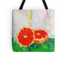 Like Shoving a Grapefruit in Your Face Tote Bag