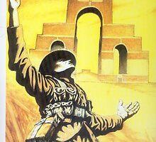 WW1 Somme memorial 1916 centenary British Thiepval by Neil Thornton