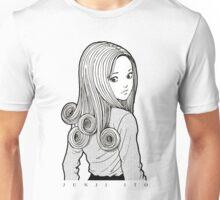 Uzumaki Kirie Goshima - Junji Ito Unisex T-Shirt