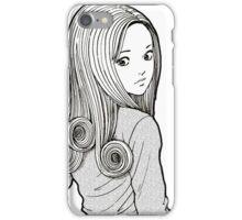Uzumaki Kirie Goshima - Junji Ito iPhone Case/Skin