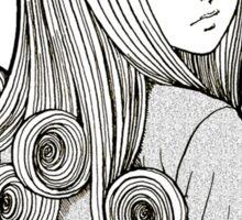 Uzumaki Kirie Goshima - Junji Ito Sticker