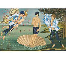 The Birth of Haru Photographic Print