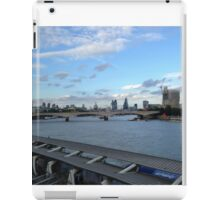 The Thames, London iPad Case/Skin