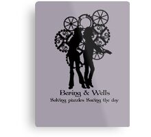 Bering & Wells  Metal Print