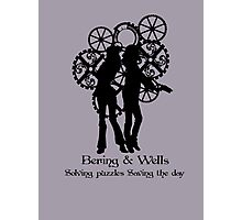 Bering & Wells  Photographic Print