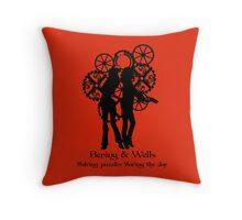 Bering & Wells  Throw Pillow