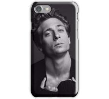 Lip Gallagher B&W iPhone Case/Skin