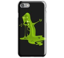 Green monster iPhone Case/Skin