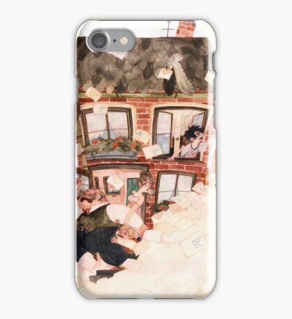4 Privet Drive iPhone Case/Skin