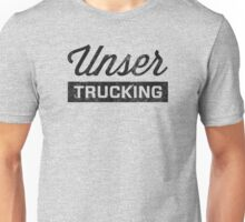 Unser Trucking - Sons of Anarchy, Charming CA Unisex T-Shirt