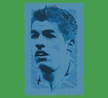 World Cup Edition - Luis Suarez / Uruguay Kids Tee