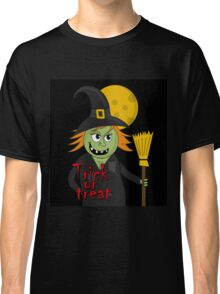Halloween witch  Classic T-Shirt