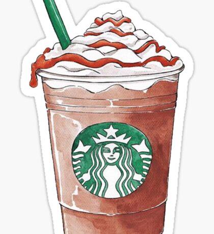 Starbucks Frappuccino Sticker