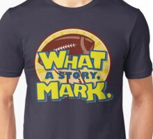 What a Story Mark - The Room Unisex T-Shirt