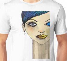 Pale girl Unisex T-Shirt