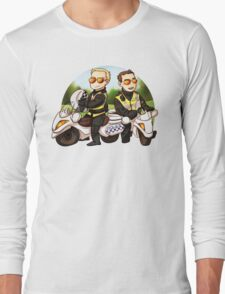 Motor cops Long Sleeve T-Shirt