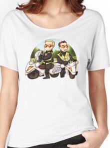 Motor cops Women's Relaxed Fit T-Shirt