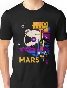 Journey to mars - different cut Unisex T-Shirt