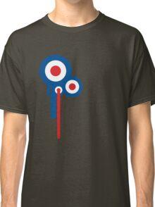 Mods Circles Drip Classic T-Shirt
