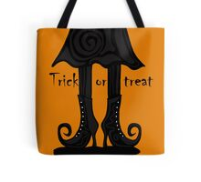 Halloween - witch boots Tote Bag