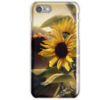 Glowing Sun iPhone Case/Skin