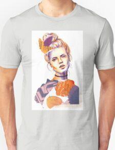 Tangerine Violet T-Shirt