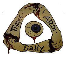 Three Arm Sally  by sionyboy82