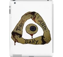 Three Arm Sally  iPad Case/Skin