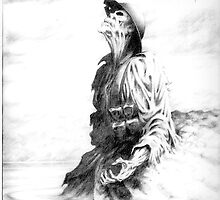 WW1 ZOMBIE DEAD SOLDIER by Neil Thornton